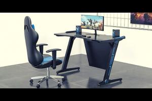 The Elegant Gaming Desk Set Up 2021| Elegant Showers
