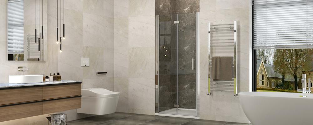 Bifold Shower Enclosures