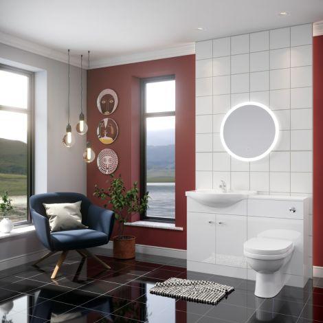 Elegant Bathroom Furniture