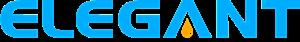 ELEGANT 1800 x 480mm  Gloss Black Single/Double Oval Vertical Designer Radiator