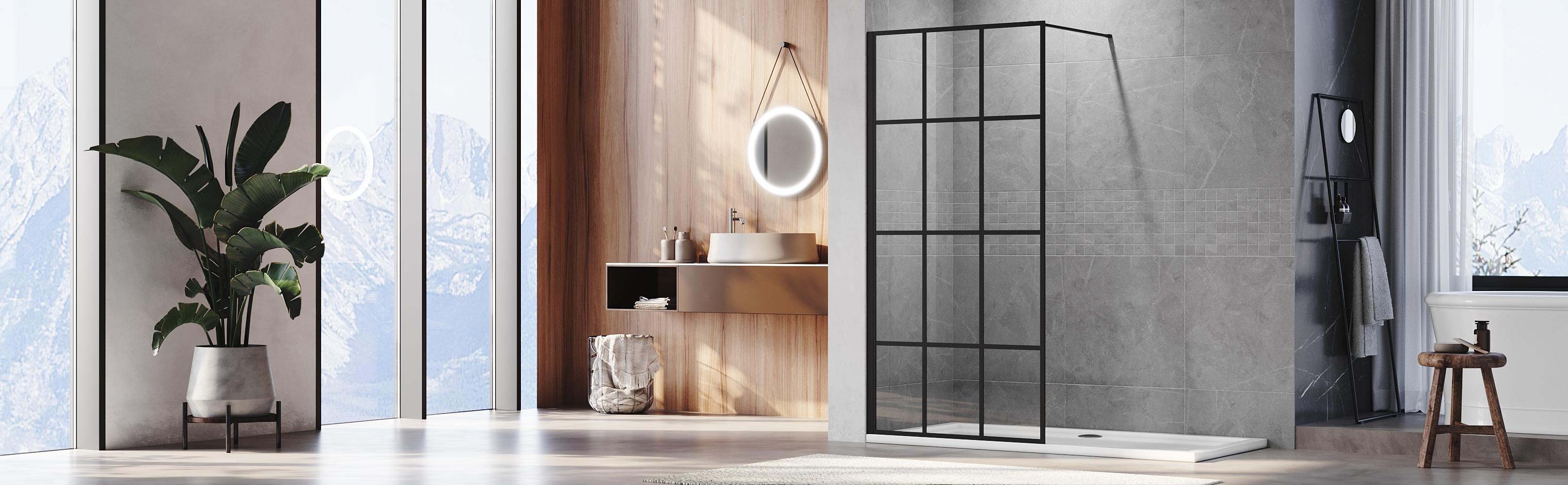 Glass Shower Doors & Enclosures