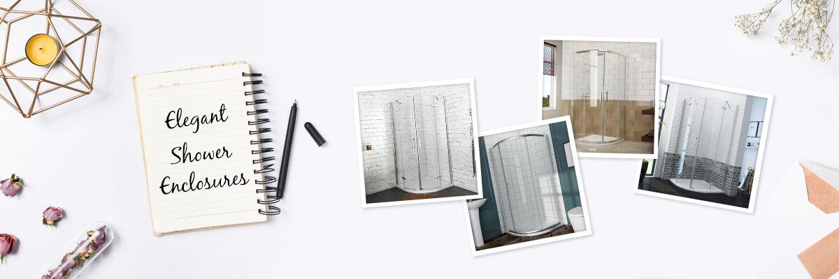 Advantages Of  Elegant Quadrant Shower Enclosures