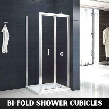 Bi-fold Shower Cubicles