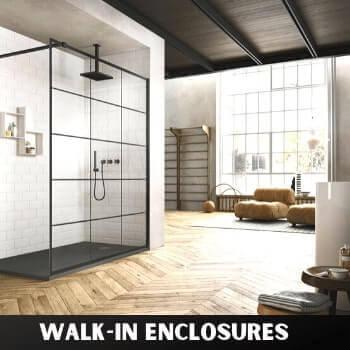 Wetroom Screens Shower Enclosures For Sale UK
