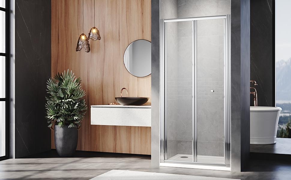 Framed Glass Shower Doors